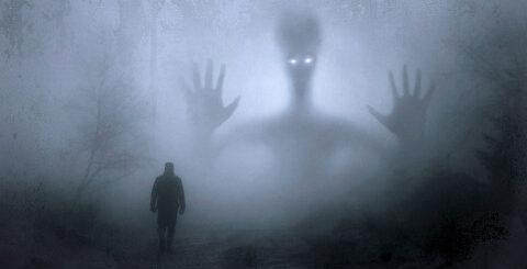 Hinter dem Nebel