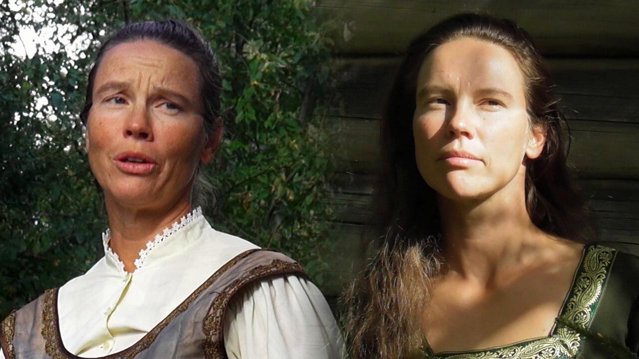 Ailbhe und Caoimhe